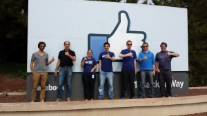 The Monoidics team at Facebook, CA