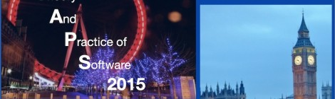 ETAPS 2015 organised by the Theory Group